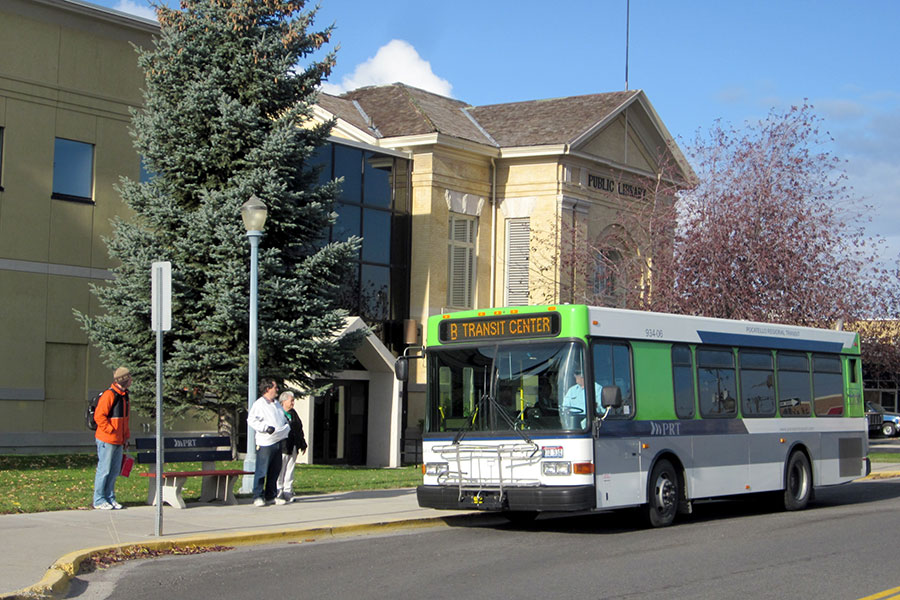 Pocatello Regional Transit – Proudly Serving for Over 40 Years